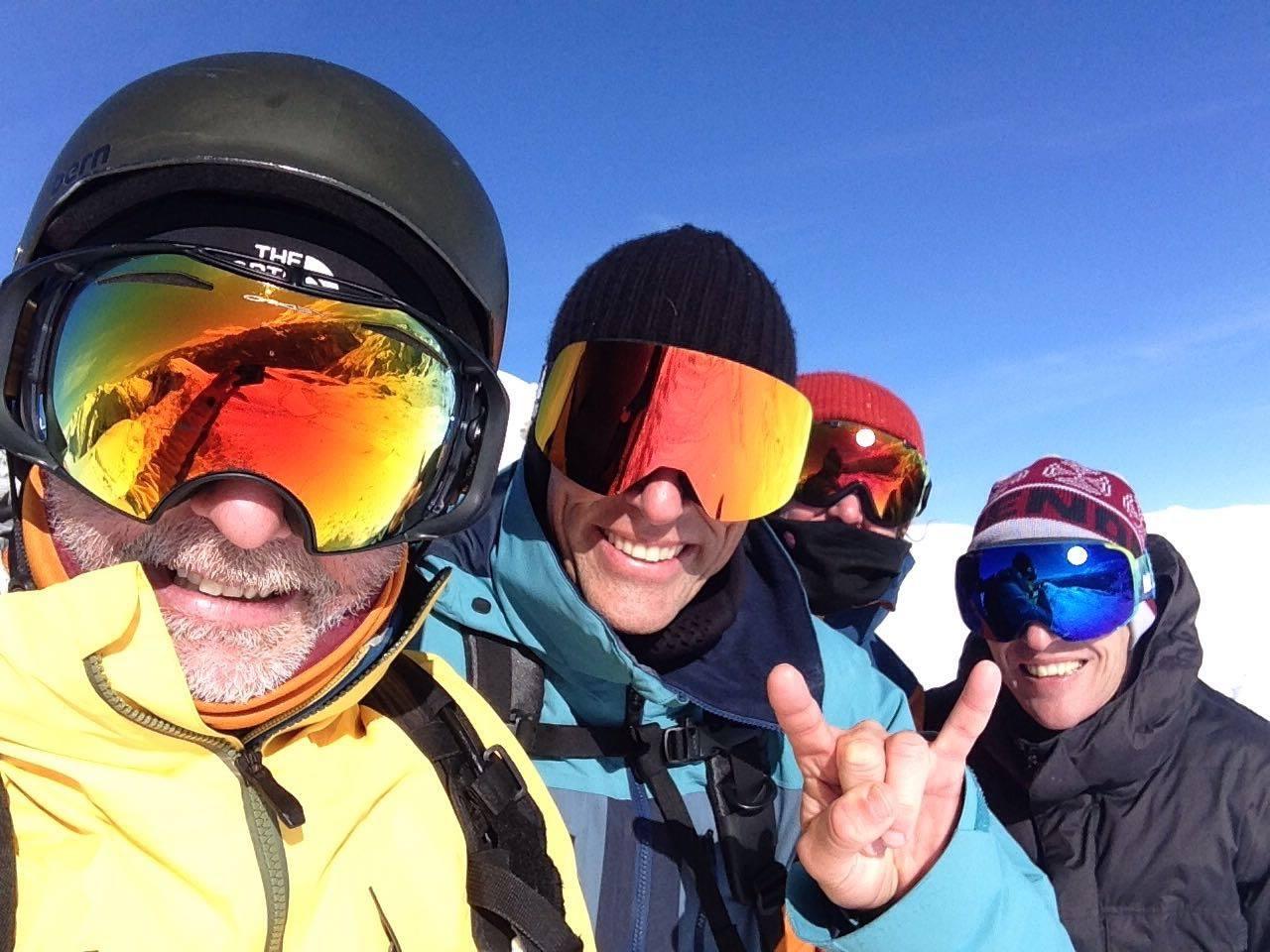Snowboard en Baqueira Beret